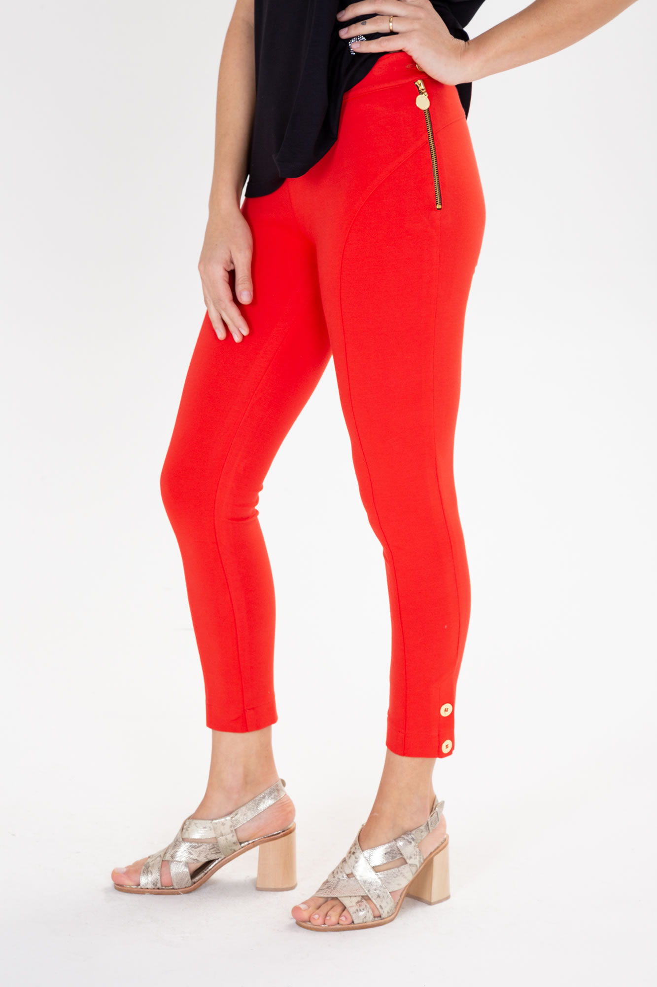 LEGGING CORTO SLIM
