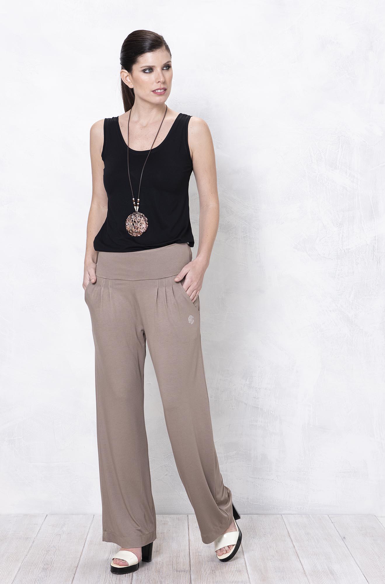 Pantalon Modal Adriana Costantini Primavera Verano 2021