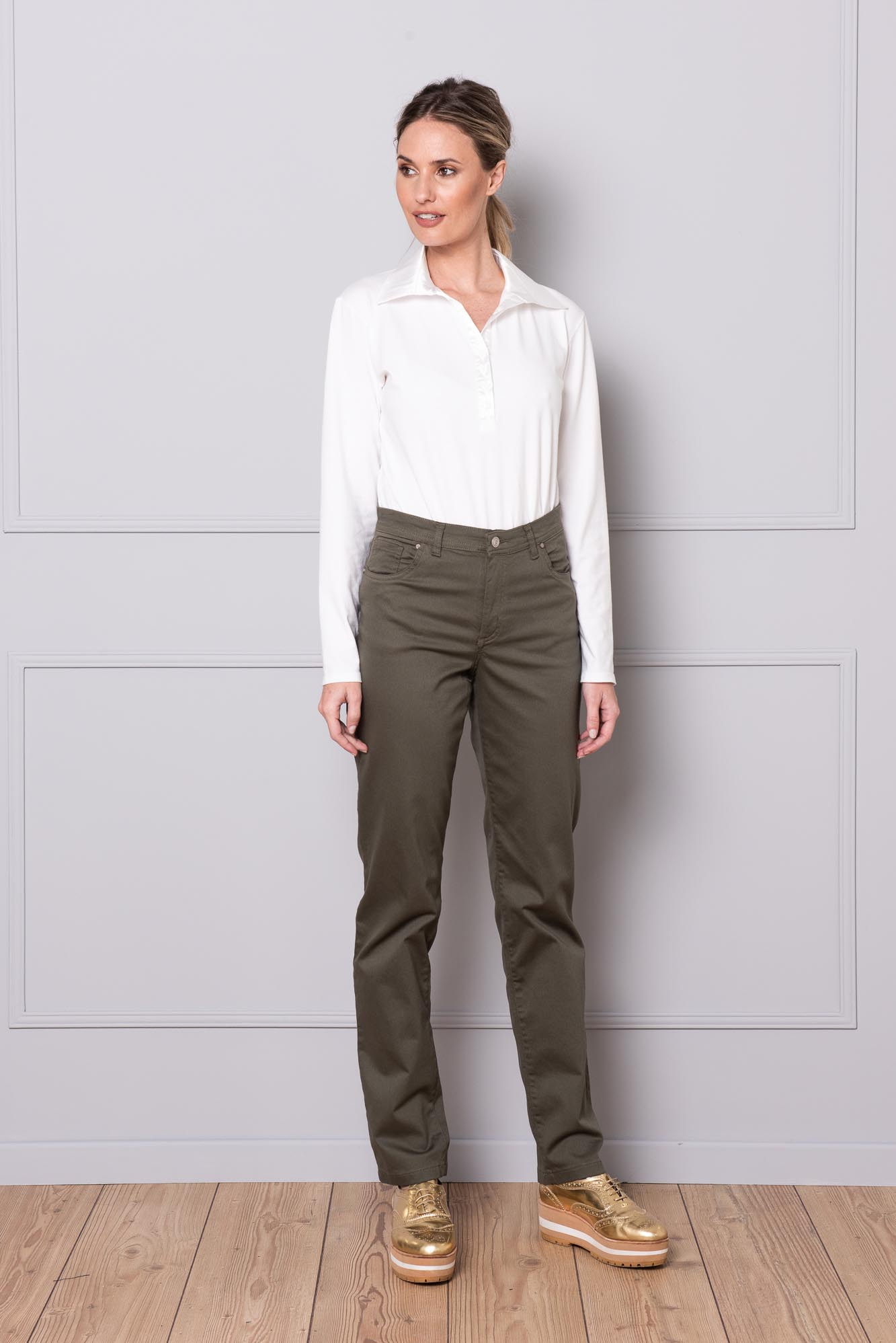 PANTALON HIGH WAIST SOFT